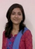 Ms. Kavita Gautam Jain - Adjunct Assistant Professor - Information Technology